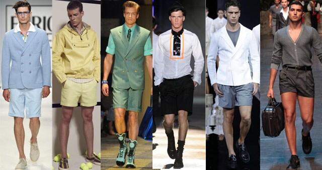 Bermuda e shorts primavera estate 2013