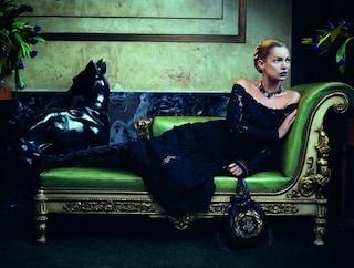 Kate Moss nuovo volto della Maison Ferragamo