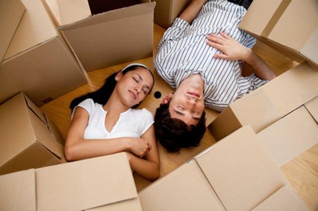 consigli per un trasloco senza troppo stress