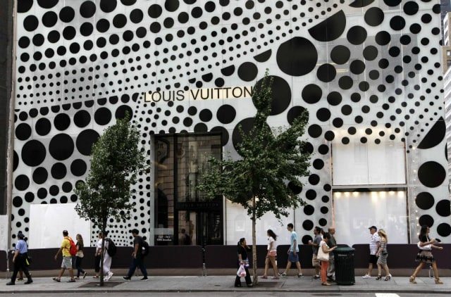 Boutique Louis Vuitton new York