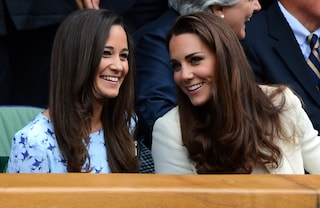 Kate e Pippa Middleton: regine di stile a Wimbledon