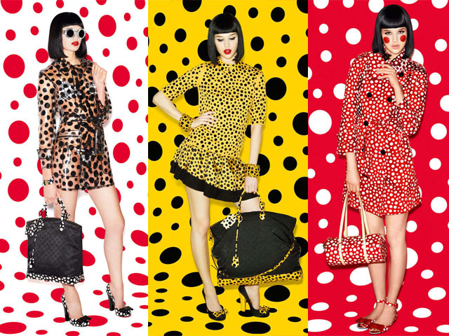 Louis-Vuitton-e-Yayoy-Kusama-dots