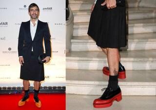 Marc Jacobs ama indossare gonne e tacchi