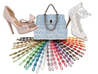 Scarpe, borse e accessori in pizzo per una romantica estate