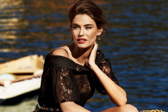 Una mostra celebra la bellezza di Bianca Balti