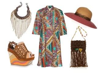 I consigli per creare un look etno-chic