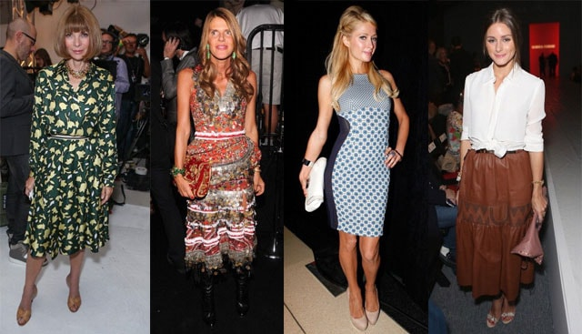 Anna-Wintour,-Anna-dello-Russo,-Paris-Hilton-e-Olivia-Palermo-alla-New-York-Fashion-Week
