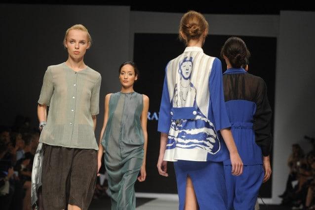 New Upcoming Designers - Runway - Milan Fashion Week Womenswear S/S 2013
