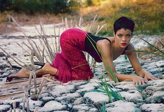 La seconda volta di Rihanna su Vogue America