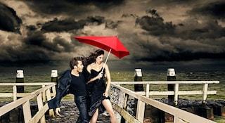 Senz Umbrella, l'ombrello indistruttibile
