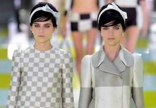 La collezione a scacchi di Louis Vuitton
