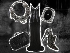 Crea un look gothic chic per Halloween
