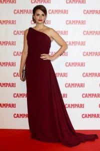 Penelope Cruz Party Campari