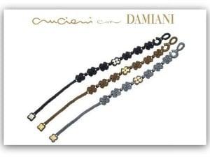 Il nuovo braccialetto Cruciani realizzato da Damiani