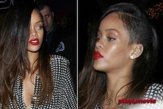 L'ultimo taglio di Rihanna