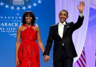 Michelle Obama sceglie un abito di Jason Wu per il ballo inaugurale