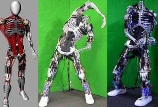 Kenshiro, il primo robot con i muscoli