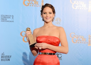 Golden Globes 2013: tutti i look del red carpet