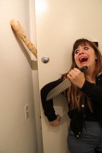 psycho baguette