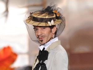 Galliano vince la causa contro Dior e chiede un risarcimento milionario