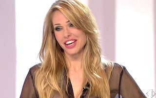 """Ilary Blasi, sensuali trasparenze per la settima puntata de """"Le Iene"""""""