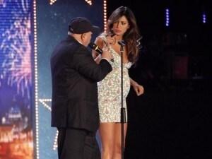 Look Belen quarta puntata Ialia's go talent 2013