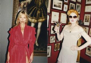 Vivienne Westwood modella per un giorno con Kate Moss