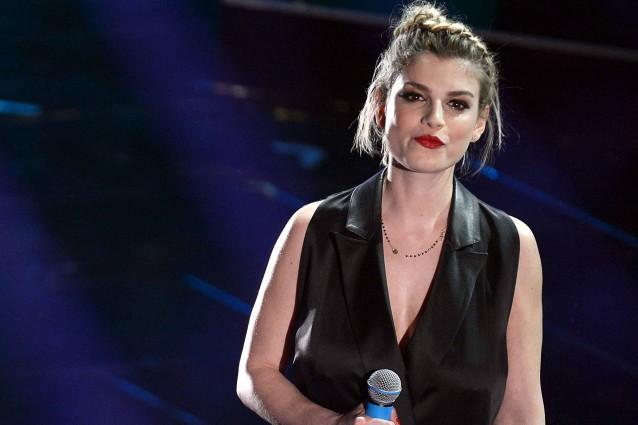 Sanremo 2013: il look di Emma Marrone per la quarta serata del Festival