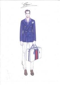 Gucci Lapo's wardrobe