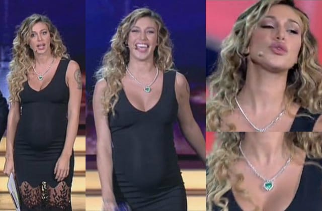 look belen prima semifinale Italia's Got Talent