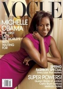 Michelle Obama Vogue Reed Krakoff