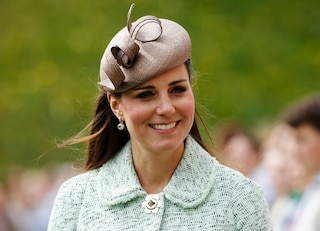 Kate Middleton e il cappotto premaman