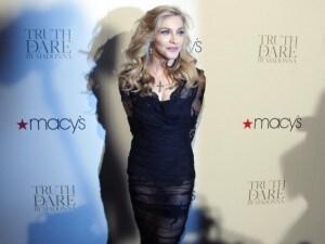 Madonna per macy