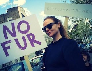 No Fur: Stella McCartney contro le pellicce