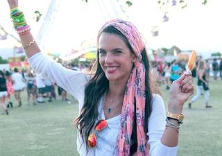 Coachella Festival: i look hippie delle star