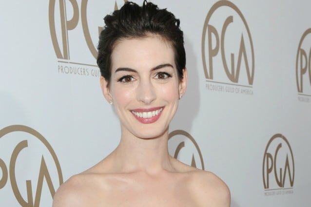 Anne Hathaway I Tagli Di Capelli Della Star Gallery