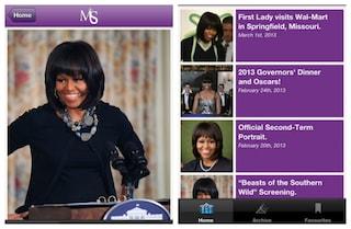 Michelle Obama e i suoi look, la nuova App dedicata allo stile della First Lady