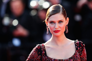 Bianca Balti, i sexy look della top model a Cannes