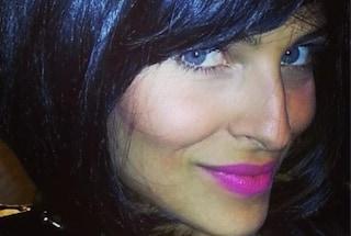 Il radicale cambio di look di Cristina Chiabotto