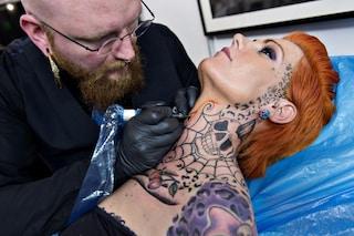 I tatuaggi più strani al Copenhagen Ink Festival (VIDEO)