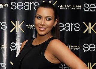 Kim Kardashian usa il botulino in gravidanza?