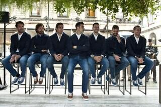 Trussardi veste i calciatori della Juventus