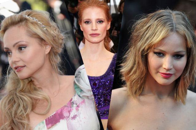 Cannes 2013: i beauty look delle star tra cadute di stile e make up impeccabili