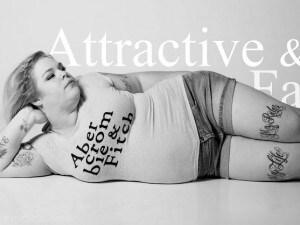 """""""Attraente e grassa"""", la risposta alle discriminazioni del marchio Abercrombie"""