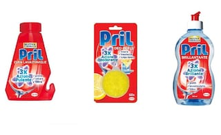 I nuovi prodotti Pril per una lavastoviglie perfetta