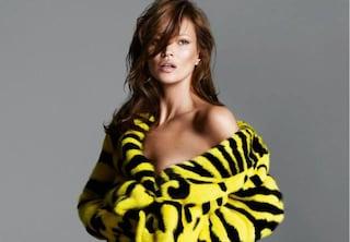 Kate Moss nuda per Versace (FOTO)