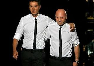 """Dolce&Gabbana, la storia del """"duo delle meraviglie"""""""