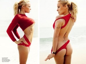 Il ritorno di Pamela Anderson, sexy su Vogue Brazil (VIDEO)