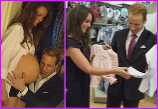 Kate Middleton: le prime foto del pancione nudo
