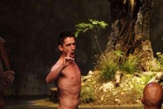 Sfilata Dolce&Gabbana: uomo nudo salta in passerella dopo il defilé (FOTO)